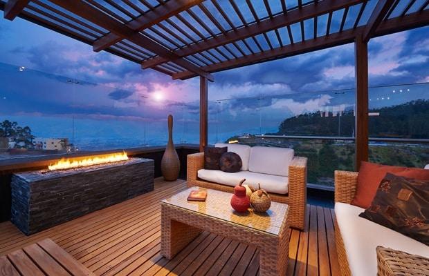 Dakterras aanleggen inspiratie materialen prijs advies - Buitenkant terras design ...