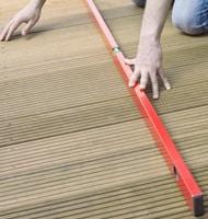 Gladheid thermowood terrasplanken