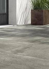 Terrastegels beton