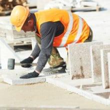 tegelwerken beton
