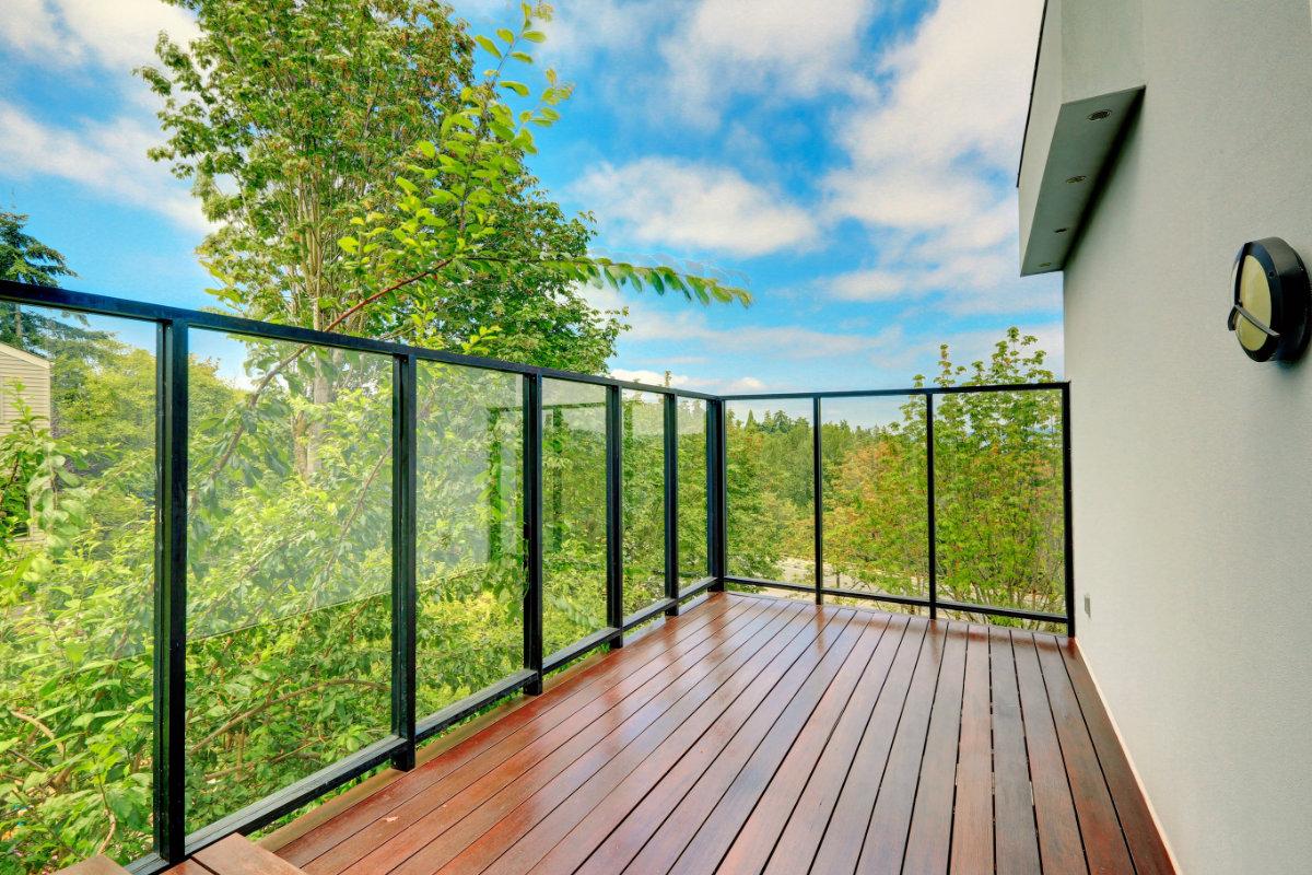 Padouk terras plaatsen prijs per m2 onderhoud en inspiratie - Bedek een houten terras ...